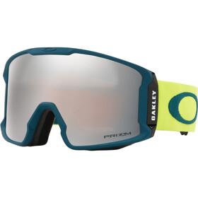 Oakley Line Miner Gafas de Nieve Hombre, balsam retina/prizm snow black iridium
